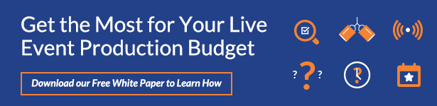 Download: Get the Most For Your Live Event Budget