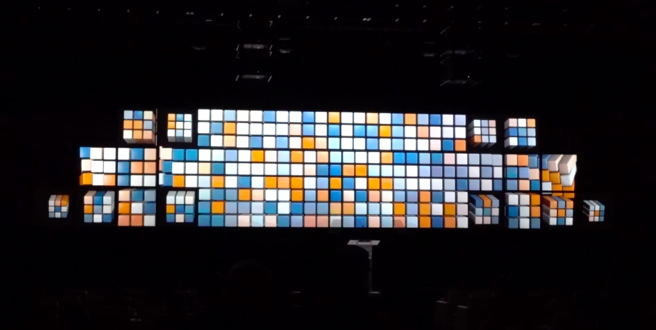 Projection Mapping Shapes