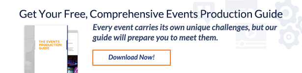 Download our Events Production Guide