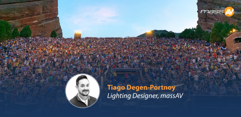 An Interview with Tiago Degen-Portnoy, Lighting Designer