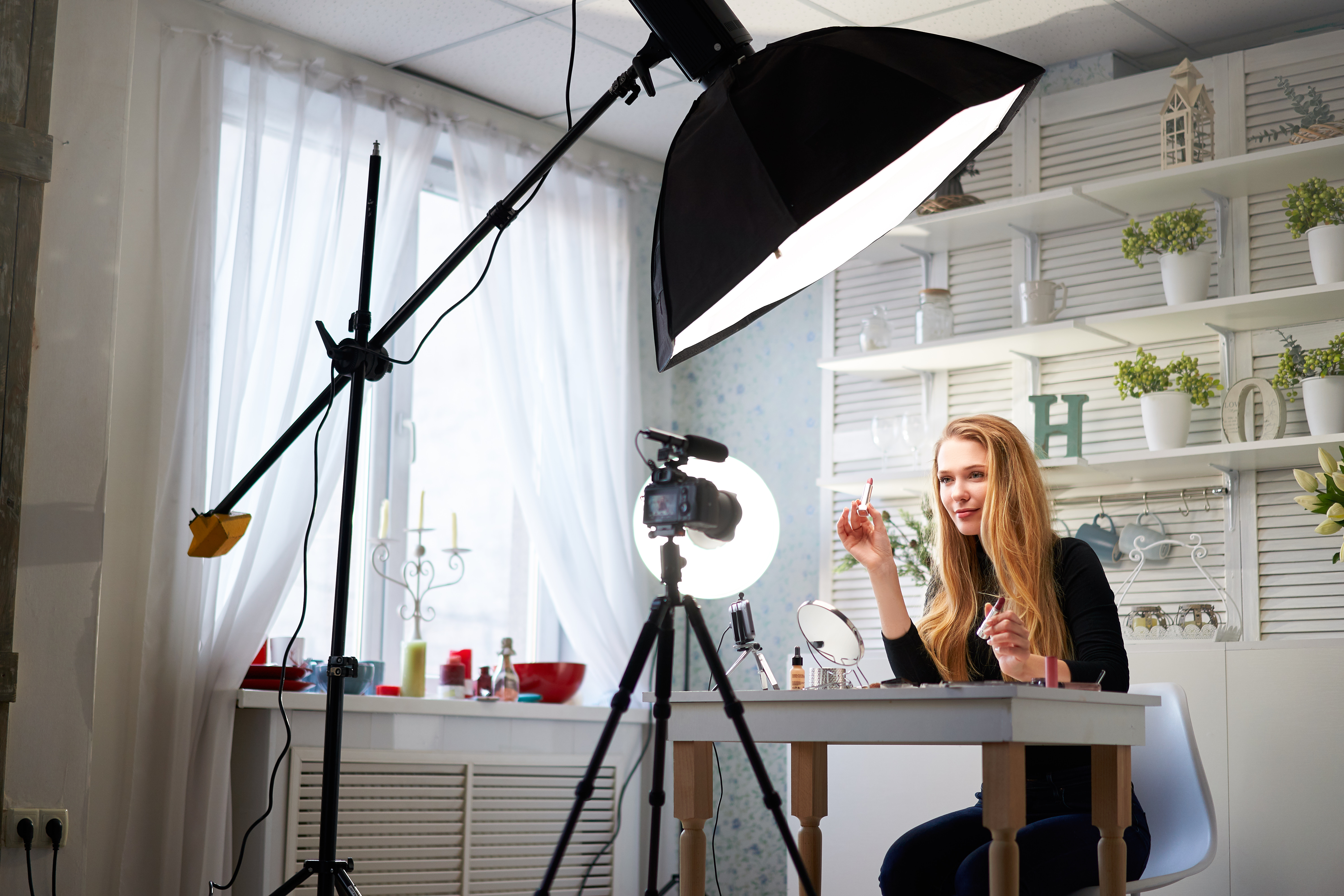 Video from Home: How To Look (and Sound) Your Best On Camera